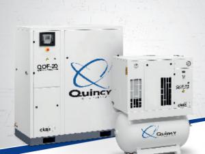 昆西无油空压机 | QOF 2-30 HP