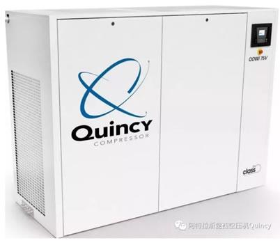 昆西空压机QOWI系列无油水润滑空压机