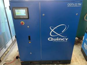 昆西空压机 QGFV PM 系列永磁变频螺杆空压