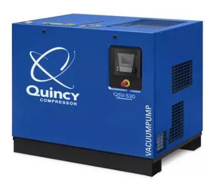 昆西旋片真空泵 QVS系列单级